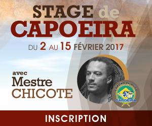 Stage de Capoeira avec Mestre Chicote @ Médina N'Diathbé