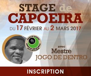 Stage avec Mestre Jogo de Dentro @ Médina N'Diathbé