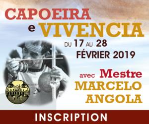 Capoeira e Vivencia