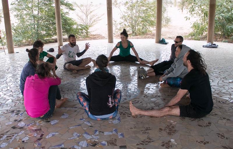 capoeira yoga