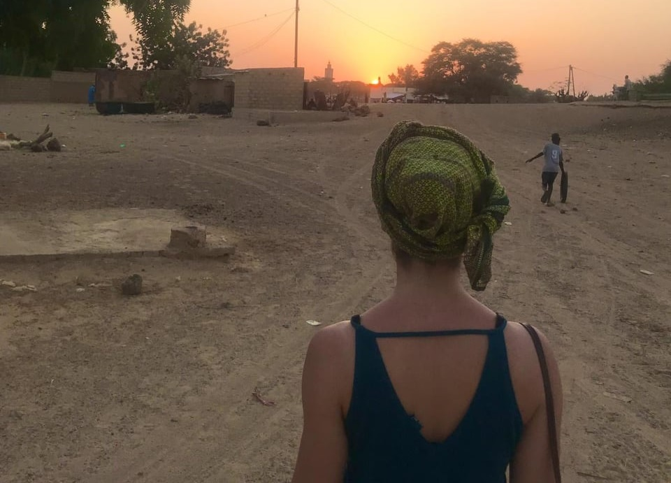 immersion afrique