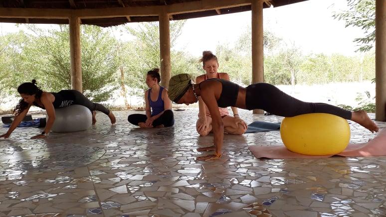 stage pilates senegal